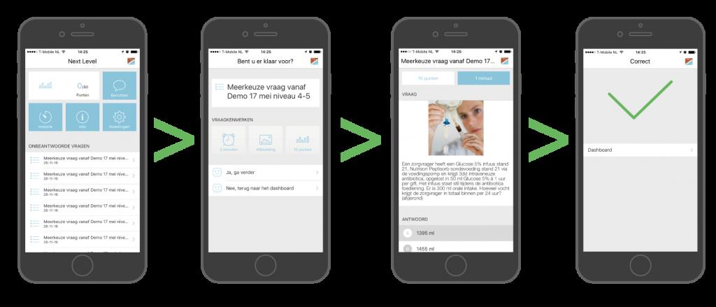 verpleegkundig rekenen op je smartphone | tvosolutions